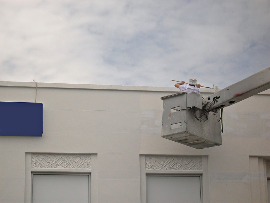 South Shore Painting Contractors Commercial Painting Services