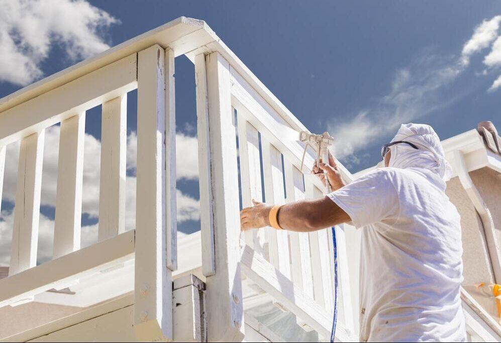 South Shore Painting Contractors Deck Restoration Services