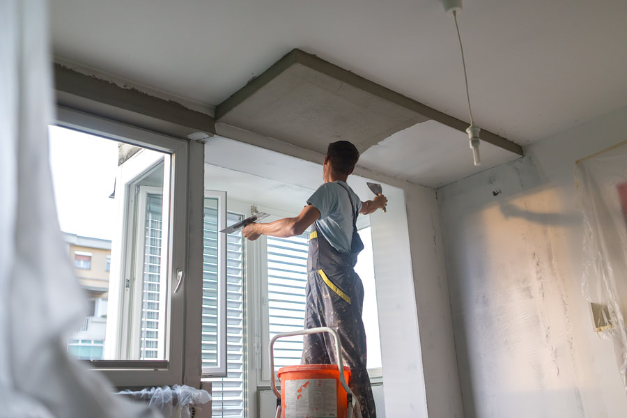 South Shore Painting Contractors Interior house painting Services - Home