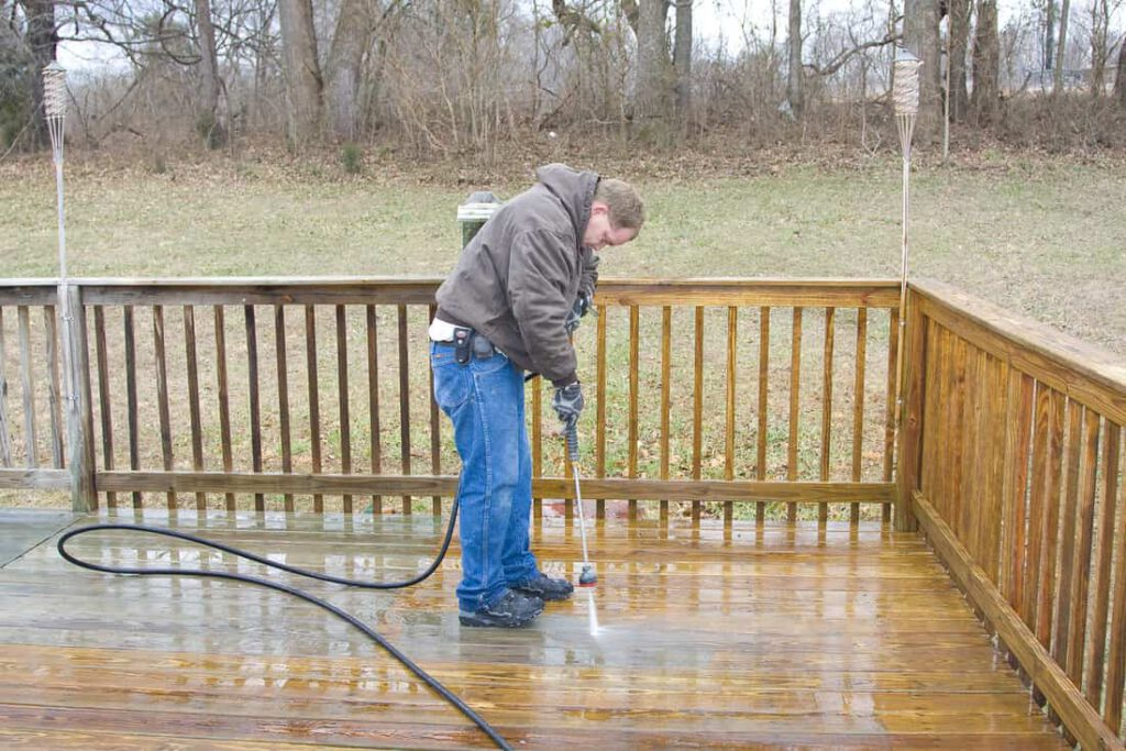 South Shore Painting Contractors - Deck Restoration, Staining and Sealing 2