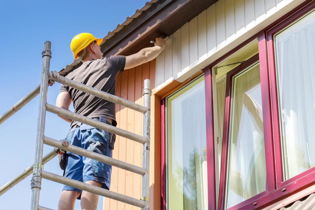 South Shore Painting Contractors - Exterior Painting
