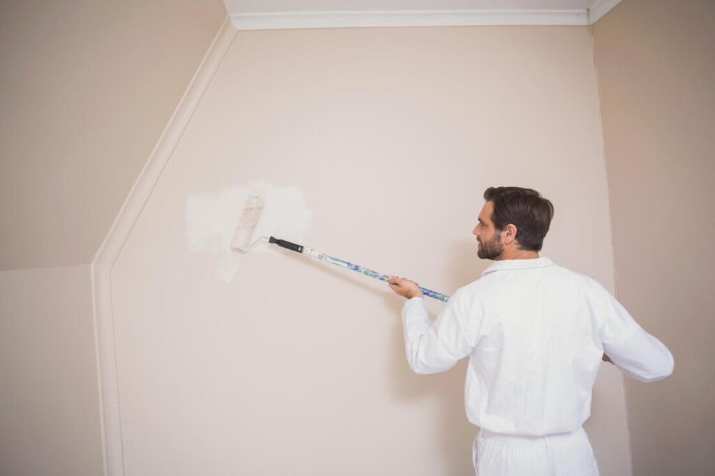 South Shore Painting Contractors - Interior House Painting